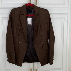 Intermix blazer jacket